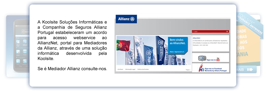 Koolsite Allianz Webservices