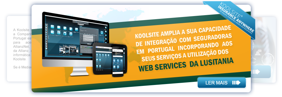 Koolsite Lusitania Webservices